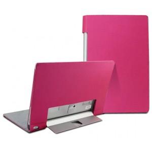 Чехол флип с рамочной защитой текстурный для Lenovo Yoga Tablet 2 Pro 13