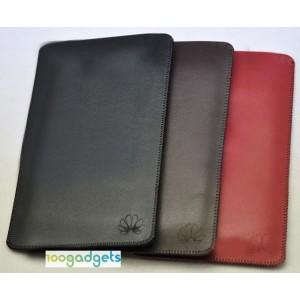 Кожаный мешок для Huawei Honor 6 Plus Черный