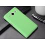 Пластиковый матовый металлик чехол для Samsung Galaxy Core 2