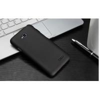Пластиковый чехол для LG L80 Черный