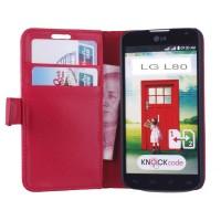 Чехол портмоне-подставка для LG L80