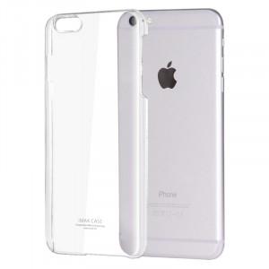Пластиковый транспарентный чехол для Iphone 6