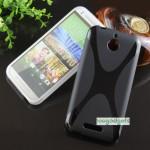 Силиконовый X чехол для HTC Desire 510