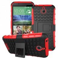 Силиконовый чехол экстрим защита для HTC Desire 510