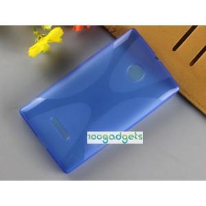 Силиконовый X чехол для Microsoft Lumia 532