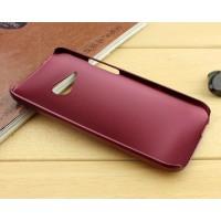 Пластиковый чехол серия Metallic для HTC One mini 2 Красный