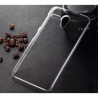 Пластиковый транспарентный чехол для Lenovo A606