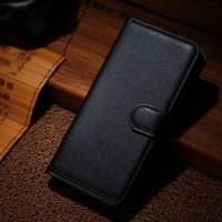 Чехол портмоне подставка с защелкой для Explay 4Game Черный