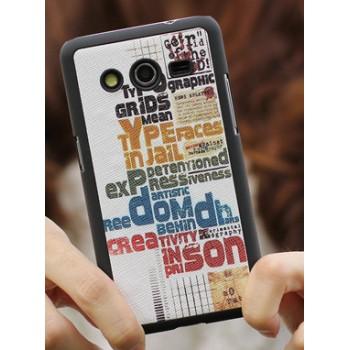Пластиковый дизайнерский чехол с принтом для Samsung Galaxy Core 2