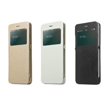 Чехол флип с окном вызова/экстра аккумулятор (3000 мАч) с функцией подставки для Iphone 6