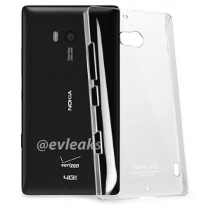 Транспарентный пластиковый чехол для Nokia Lumia 930