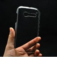 Пластиковый транспарентный чехол для Alcatel One Touch Pop C5