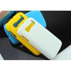 Пластиковый матовый непрозрачный чехол для Alcatel One Touch Pop C5