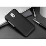 Пластиковый чехол серия Metallic для HTC Desire 210