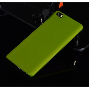 Пластиковый матовый непрозрачный чехол для Xiaomi Mi Note