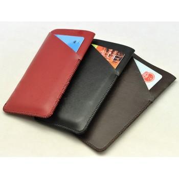 Кожаный дизайнерский z-образный мешок с внешним карманом для Xiaomi Mi Note