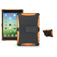 Силиконовый чехол экстрим защита с функцией подставки для планшета Xiaomi MiPad Оранжевый