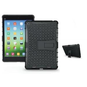 Силиконовый чехол экстрим защита с функцией подставки для планшета Xiaomi MiPad Черный