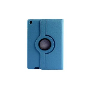 Чехол подставка роторный для Xiaomi MiPad Голубой