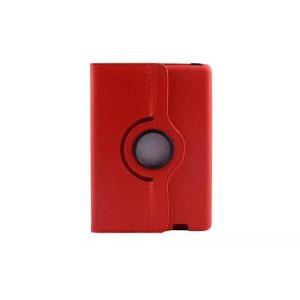 Чехол подставка роторный для Xiaomi MiPad Красный