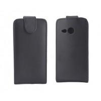 Вертикальный чехол-книжка для HTC One mini 2