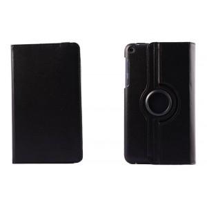 Чехол подставка роторный для Asus FonePad 8 Черный