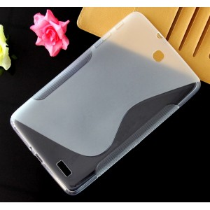 Силиконовый матовый S чехол для Alcatel OneTouch POP 8