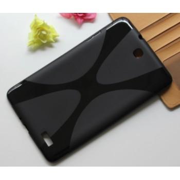 Силиконовый матовый X чехол для Alcatel OneTouch POP 8