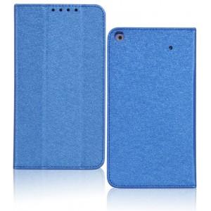 Чехол подставка сегментарный с рамочной защитой серия Glossy Shield для Acer Iconia Talk S Синий