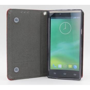 Чехол портмоне на присоске и силиконовой основе для Philips S398