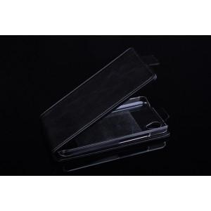 Чехол вертикальная книжка на пластиковой основе с магнитной застежкой для Explay Air