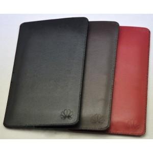Кожаный мешок для Huawei Ascend P7 Черный