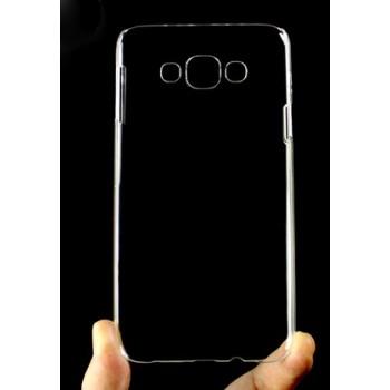 Пластиковый транспарентный чехол для Samsung Galaxy E5