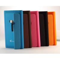 Текстурный чехол подставка для Nokia Lumia 920