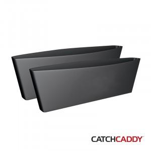 Многофункциональный автомобильный полипропиленовый карман для гаджетов Черный