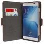 Чехол портмоне на силиконовой основе с магнитной застежкой для Sony Xperia E4