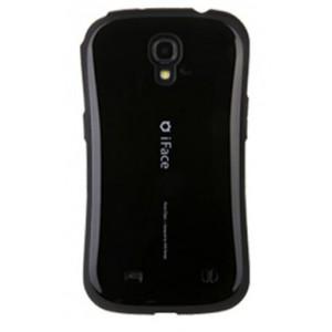 Силиконовый чехол усиленной защиты для Samsung Galaxy Mega 6.3 Черный