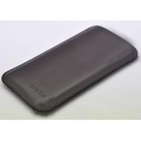 Кожаный мешок для Sony Xperia C3 Черный