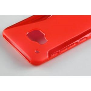 Силиконовый S чехол для HTC One M9