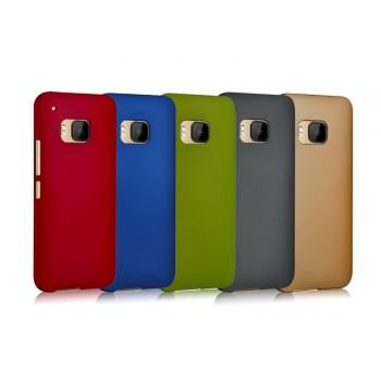 Пластиковый металлик чехол для HTC One M9