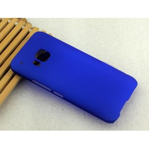 Пластиковый матовый нескользящий чехол для HTC One M9