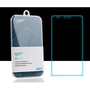 Ультратонкое износоустойчивое сколостойкое олеофобное защитное стекло-пленка для Asus Zenfone 2 5.5