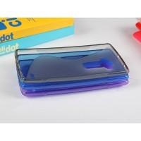 Силиконовый S чехол для LG G Flex 2 Синий