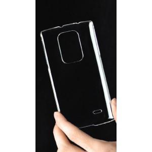 Пластиковый транспарентный чехол для LG G Flex 2
