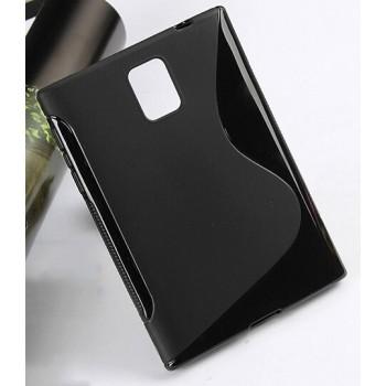 Силиконовый S чехол для Blackberry Passport