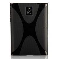 Силиконовый X чехол для Blackberry Passport