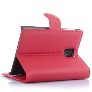 Чехол портмоне подставка с защелкой для Blackberry Passport