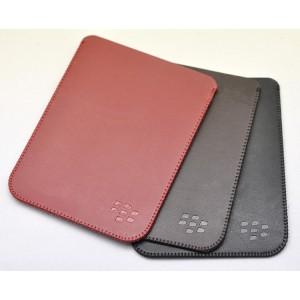Кожаный мешок для Blackberry Passport