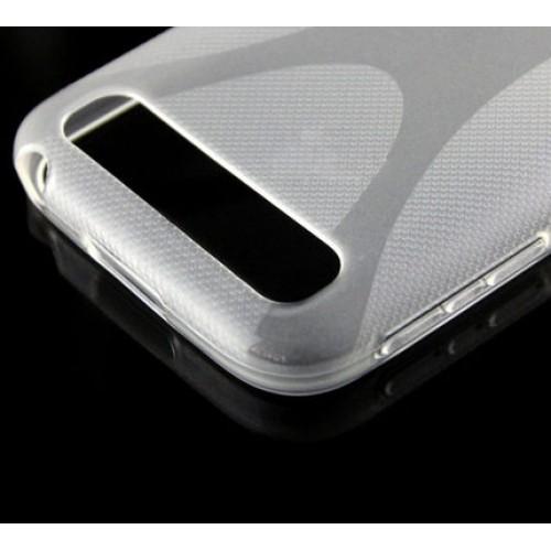 Силиконовый X чехол для Blackberry Classic