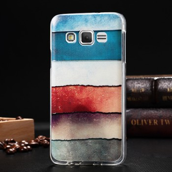 Силиконовый дизайнерский чехол с рельефным принтом NightCase для Samsung Galaxy A7
